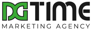 Logo DGTIME marketing agency